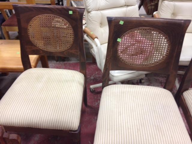 DIY Side Chairs Before RS Muskoka