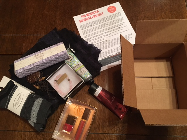 Muskoka Shoebox Project