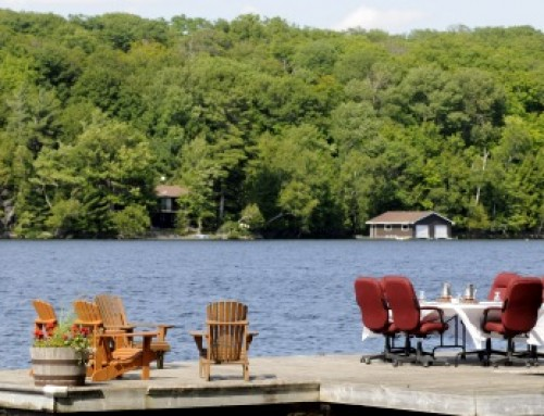 The 5 Best Spots For A Business Meeting in Gravenhurst
