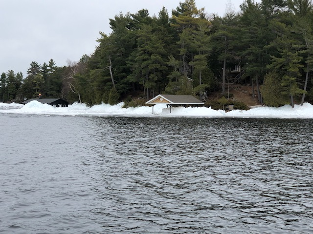 Lake Muskoka Flood Damage Wide Spread: Every Single Property Affected in Some Manner