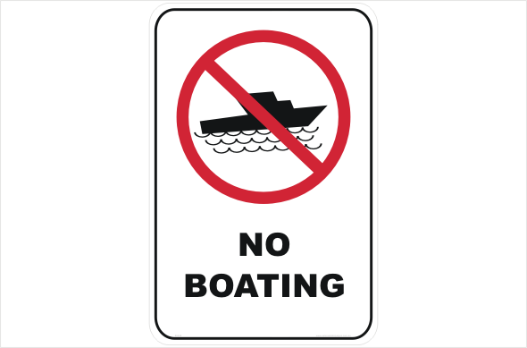 Boating Now Illegal on Lake Muskoka-  May 1, 2019