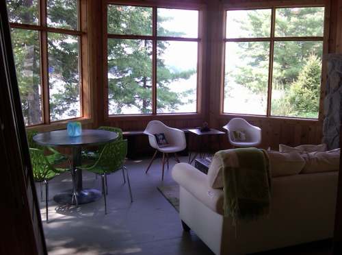 Project Pop Muskoka Room