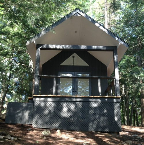 Project Cabin Front Profile