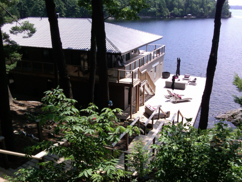 Project Pop Boathouse